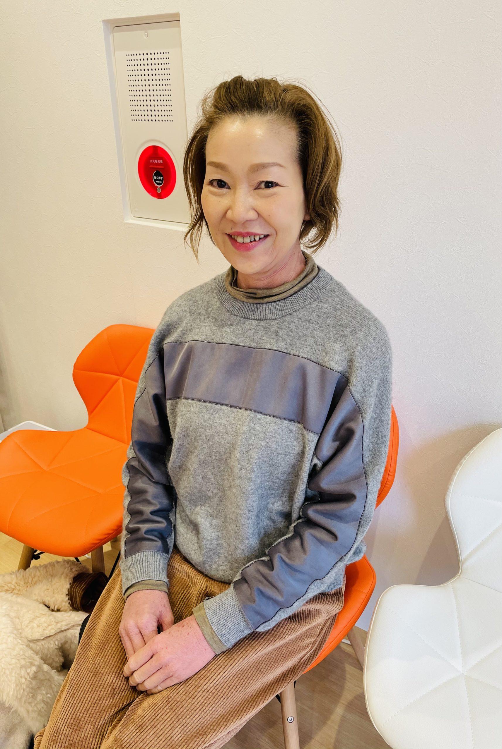 50代女性 吉田さん