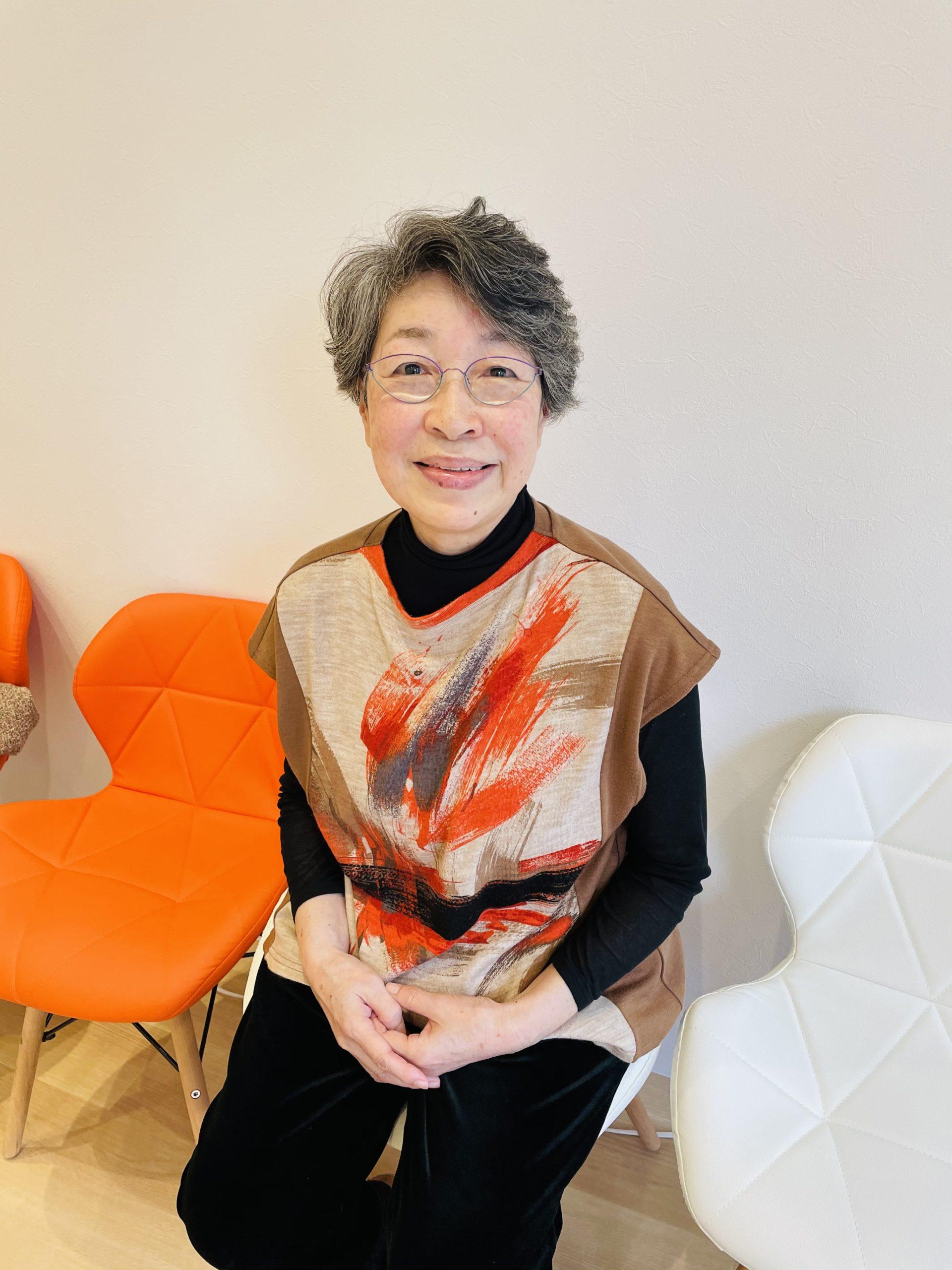 70代女性 谷山さん