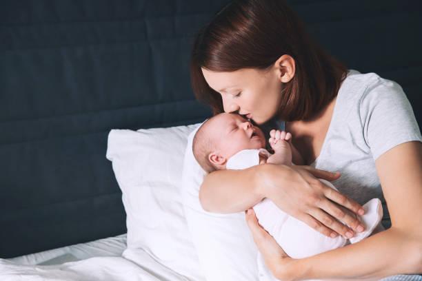 出産後の不調の原因の一つ