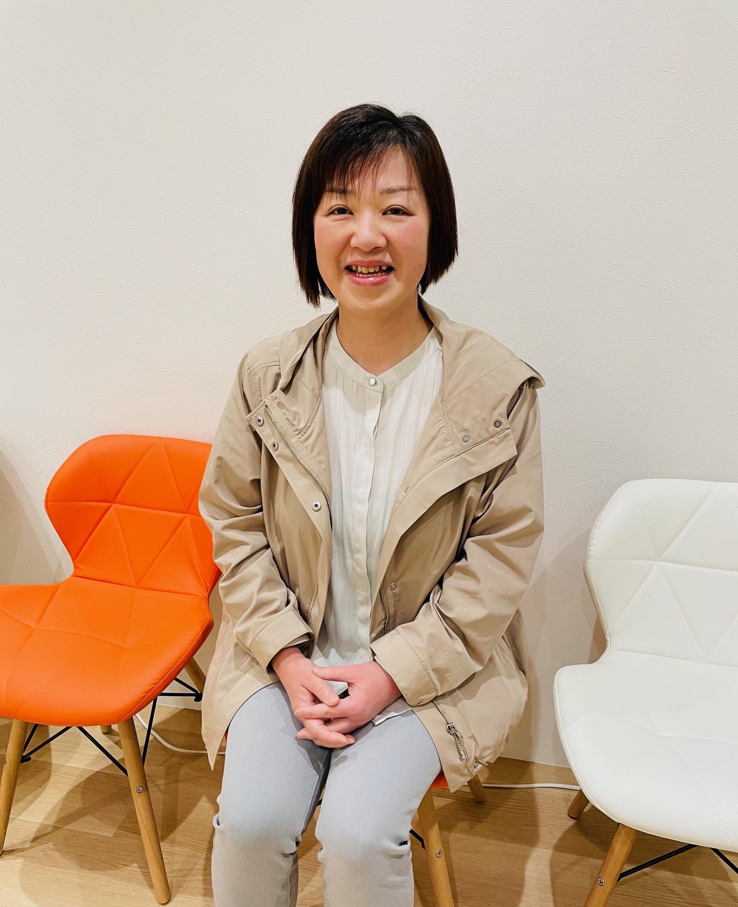 50代女性  小野さん
